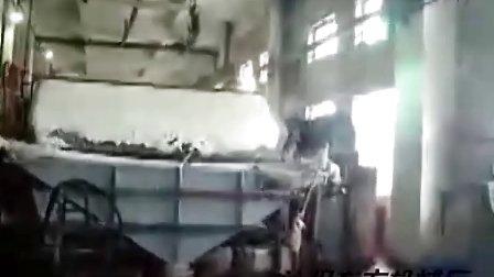 造纸机试机现场2-沁阳东方机械