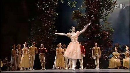 【唐吉尔看芭蕾】天鹅湖Swan Lake 第一幕女变奏2(Zakharova版)