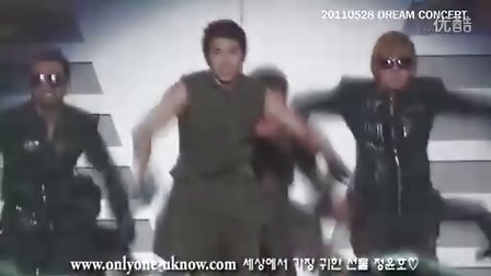 110528 Dream Concert-Talk-Why[ONLY]
