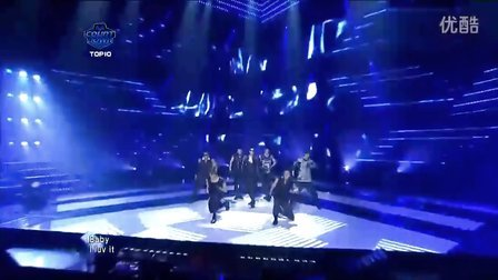 20110630 Mnet MCD Breakdown
