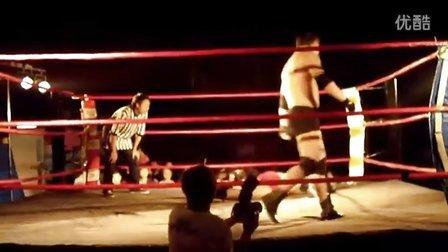 JEFFREY MAN VS THE SLAM 2011年HKWF
