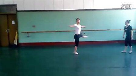 技巧展示舒曼艺术培训学校 舞蹈系