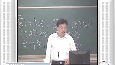 安徽大学李明《西方马克思主义》教学录像1