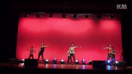 黑龙江东方学院艺术设计学部11级迎新晚会 6
