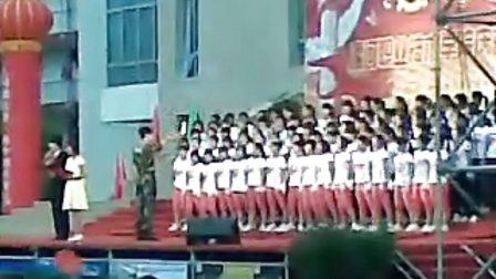 漯河职业技术学院09食品系红歌比赛