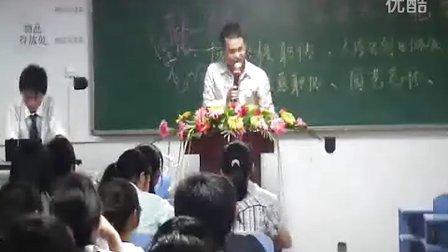 博思花艺学校总监宋帅老师河南农业大学演讲