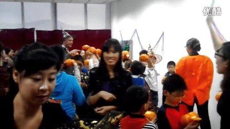 2013英领国际学校万圣节活动