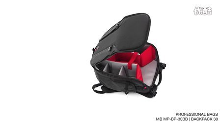 曼富图新Pro系列双肩背包30