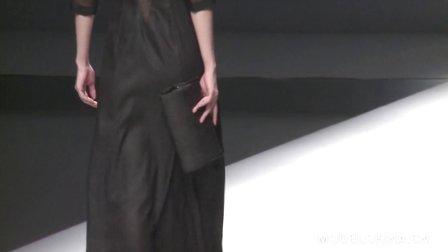 【模特中国】中国国际时装周2014春夏 TANGY梁子时装发布会