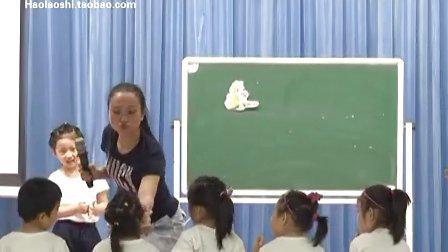 幼儿园优质课中班音乐活动《大声唱歌》好老师淘宝店