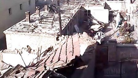 内蒙古包头市昆区和平村拆迁视频(雇佣黑社会打、砸、抢)
