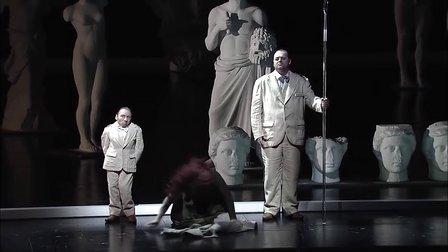瓦格纳《帕西法尔》Wagner Parsifal 2013年萨尔茨堡复活节音乐节版 中德文字幕