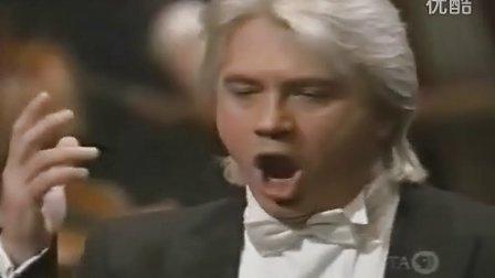 塞缪尔.拉米 霍罗斯托夫斯基 《面对王从容不迫》 清教徒二重唱 1999年( Ramey  Hvorosrovsky) Suoni la tromba