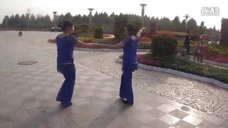 济源火车站百姓广场舞粉红色的回忆