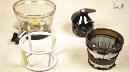 开箱 HUROM 惠人 HE-DBF04 原汁机 顶级榨汁体验