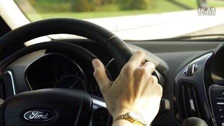 肯夫手驾-福特BMAX-加速-打方向-制动