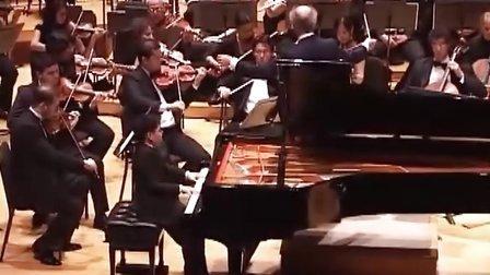 黎卓宇演奏门德尔松钢琴协奏曲第一号