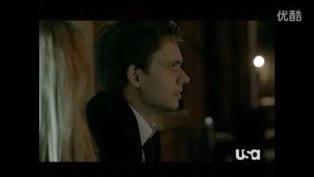 【突如其来的一吻】《金装律师》Suits S01ep03 [精彩片段]