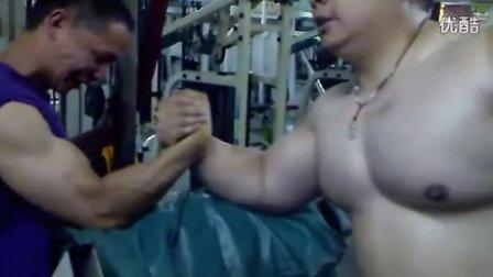 我和刘斌实战训练视频