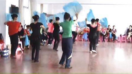 海南省第五套健身秧歌和裁判员培训斑