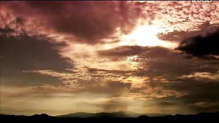 天空,乌云,晚霞,云彩视频素材,来自西橘网