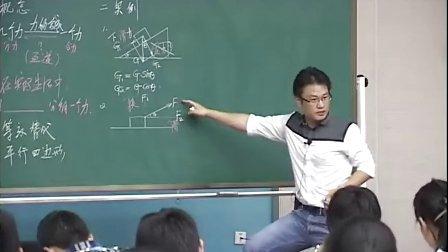 2013年江苏省高中物理优质课评比力的分解昆山中学尹华