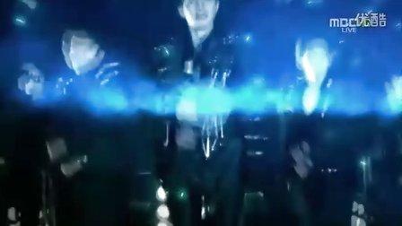 110603 Kim Hyun Joong - MBC Music Center Teaser