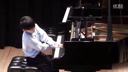 黎安宙(Andrew Li)演奏李斯特的夜莺