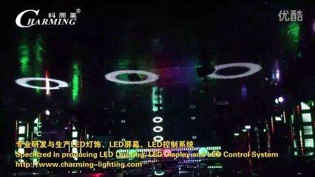 令人惊叹!广西贺州威尼斯的LED灯光