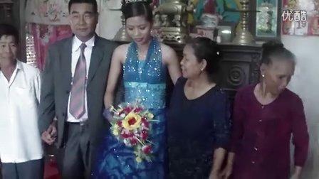 越南佳缘网越南相亲越南新娘越南老婆:陕西王先生越南结婚现场(14)