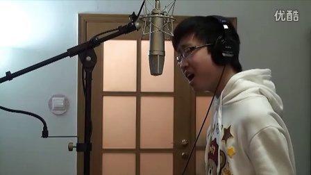 王禹文《等待》(晓峰录音工作室录制)