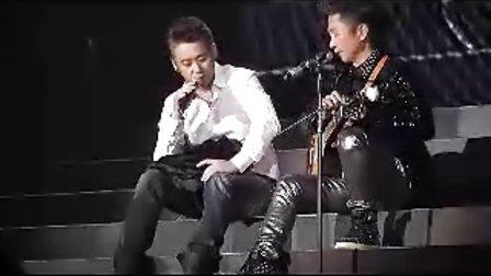 20110122黄舒骏演唱会之嘉宾吴秀波