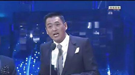 周润发大赞谢霆锋:香港电影靠你了 龙江网视
