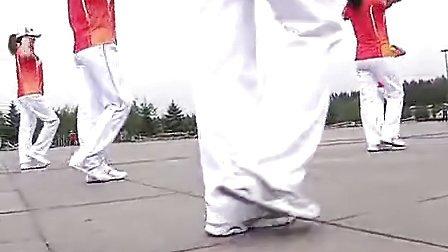 03鸡西市第二套行进有氧健身操晚操(清晰) 标清