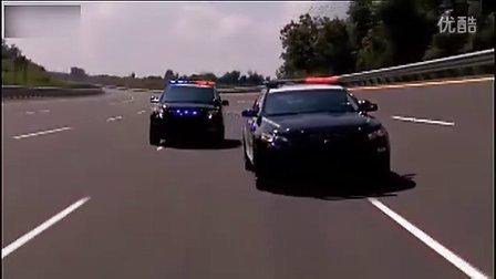 各种豪华跑车改装成警车