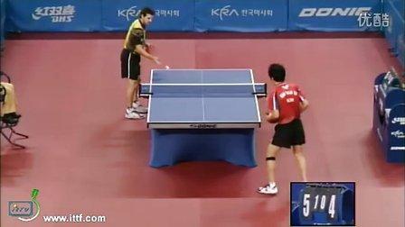 2010韩国站男单第一轮:波尔-金南洙http:ia3027.getbbs.co