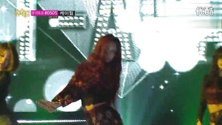 131102 T-ara--Number No.9 MBC音乐中心 tara