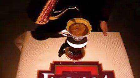 豆叔咖啡课堂——手工冲泡咖啡(豪坊咖啡)
