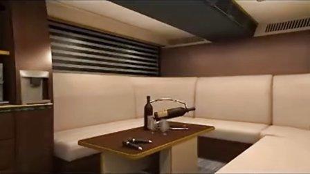 承载 超越 2011年青年客车商务年会 新车xlner