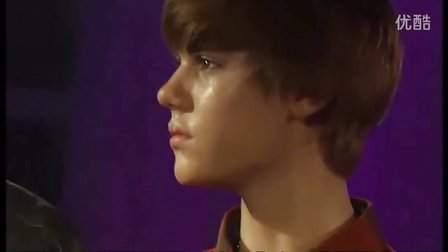 【JB中文网】Justin Bieber's Wax Figure Unveiled in