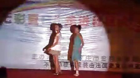 模特 石家庄金月亮学校www.sjzjyl.com时装表演  儿童时装表演
