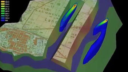 FEFLOW地下水模型:模拟地下水流及污染物在地下水中的迁移过程