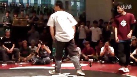 RedBull BC ONE TOKYO CYPHER决赛 NORI vs ABERE