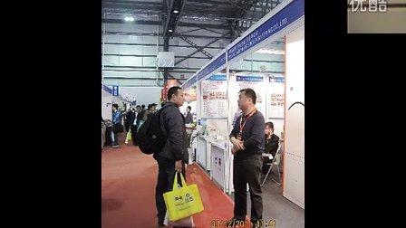 有趣的展会人物——第12届中国国际机床展(威仁仓储)