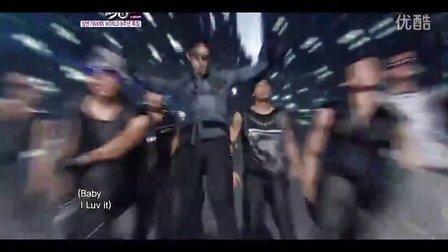20110701 Music Bank - Break Down