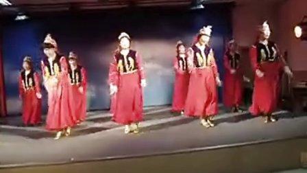 广场舞 达坂城的姑娘2