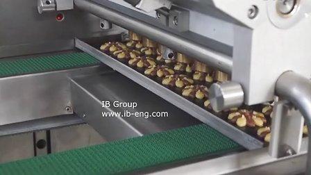 饼干成型机工作视频