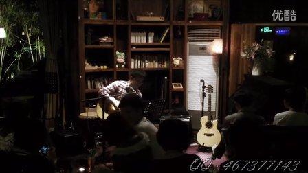 Wooden Box 木吉它之夜 - 《月亮代表我的心》 - 李霖Gary