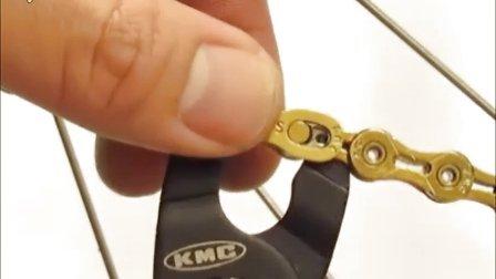 KMC快扣夾使用教程
