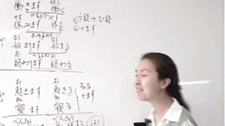 日语学习标准日本语初级上册第5课
